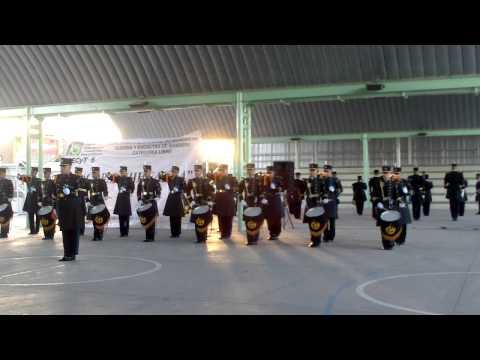 Banda  de Guerra del instituto tecnologico de chihuahua- Matraca