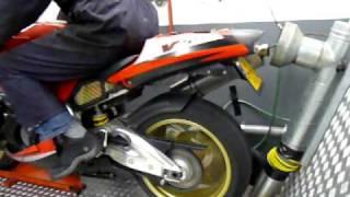 10. Aprilia RSV Mille dyno 131.8 BHP rear wheel