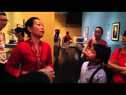 National Day Tour at Peranakan Museum feat. Victoria Chen a