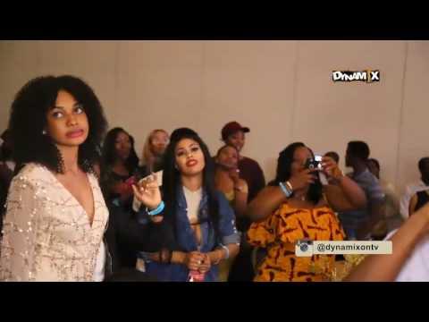 Phyno & Olamide performance @ ushbebe yadadi7