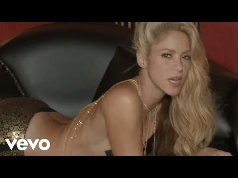 Shakira chantaje official video