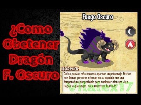 dragonfuego - Combinación: Oscuro + Vampiro = Dragón Fuego Oscuro Incubación: 12 Horas, Disponible Nivel 20 Twitter:https://twitter.com/Vilalex17 Pagina de Facebook:https:...