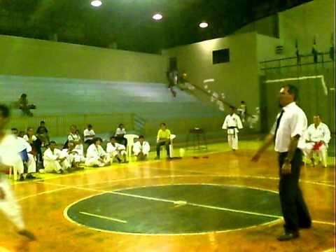 thiago - final kumite em sidrolandia