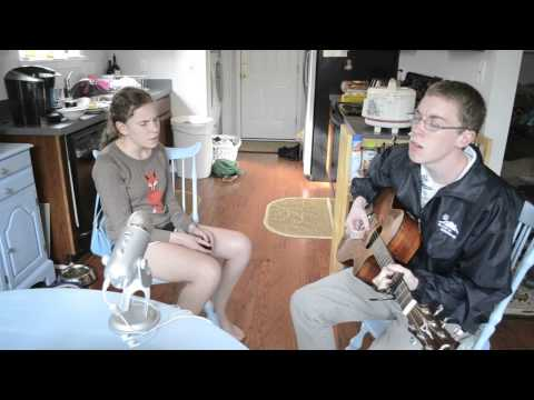 "Amazing cover of ""Hero"" by sibling duo"