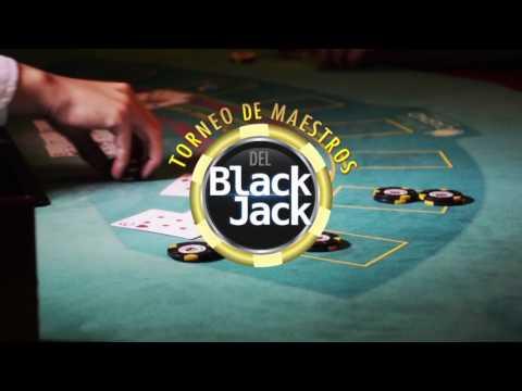 Casino del Pacífico- Torneo de Maestros del BlackJack