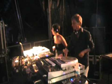 NYNA CURTIS & STEEVE B @ BEACH BREACK PARTY (Brumath 25.06.2011) part  2