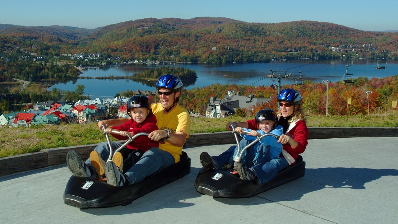 Luge Information Skyline Mont Tremblant Canada Ampamp Singapore 2x Are There Height Weight Limits To Ride The Chairlift And