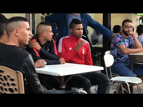 Το «νεκροταφείο των αγνώστων» μεταναστών στην Τυνησία …
