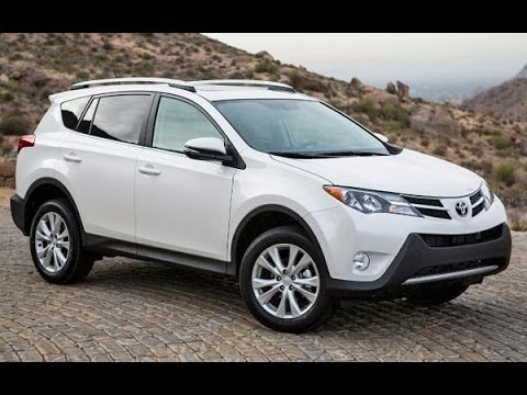 New Toyota RAV4 Limited Review