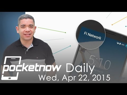 Google Project Fi, Apple Watch scratches, Galaxy S6 sales & more – Pocketnow Daily