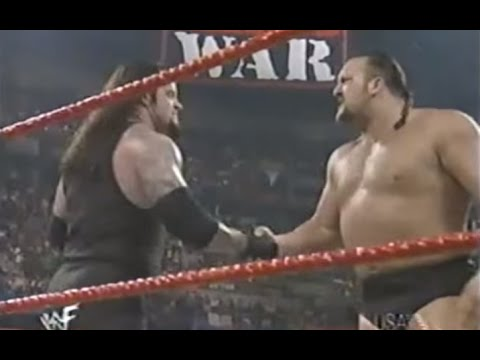 "Undertaker 1999 Era ""unholy Alliance"" Vol. 1"