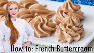 Video How To Make French Buttercream MP3, 3GP, MP4, WEBM, AVI, FLV Desember 2018