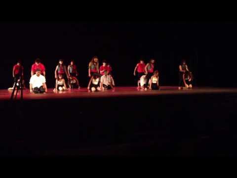 PEDA Dancefest 2013 Footworks Dance Co.