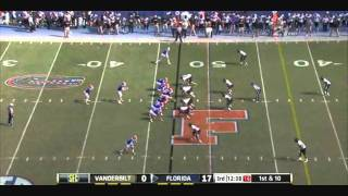 Jeff Demps vs Vanderbilt 2011 vs  (2011)