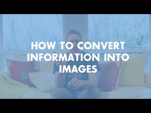 Refine Your Technique #3: Converting Information Into Images