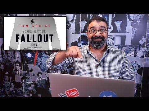 """""""فيلم جامد"""" يراجع الإعلان التشويقي لـ Mission: Impossible - Fallout"""