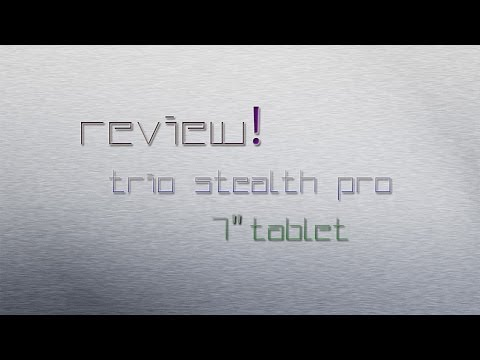 Review- Trio Stealth Pro 7 Inch- Mach Speed