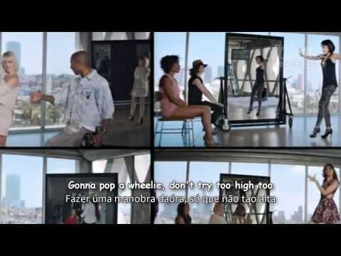, title : 'PHARRELL WILLIAMS ft MILEY CYRUS COME GET IT BAE Official Video Lyrics Legendado 2014'