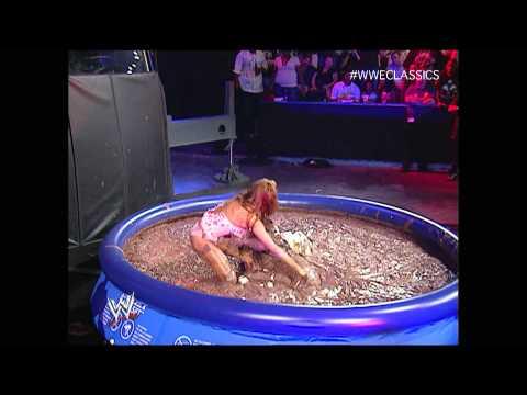 Candice vs. Melina (Pudding Match) - June 3, 2007