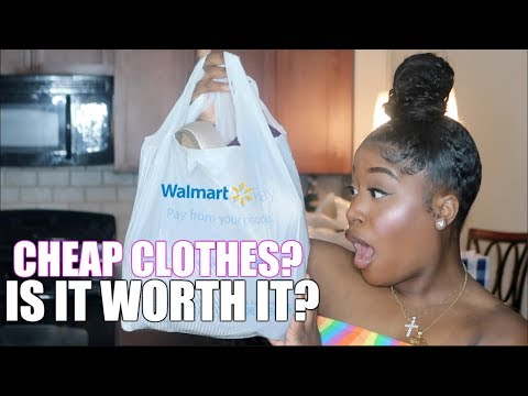 WALMART CHALLENGE | AFFORDABLE OUTFIT, ACCESSORIES, & SHOES!
