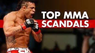 Video Top 10 Scandals In MMA History MP3, 3GP, MP4, WEBM, AVI, FLV Juni 2019