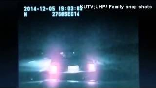 Utah troopers drive 87 year old mother to see gravely ill son