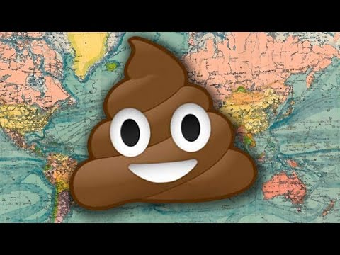 Pooping Around The World