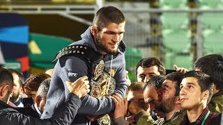 Video Khabib Nurmagomedov 'War Is Not a Game' UFC Champion MP3, 3GP, MP4, WEBM, AVI, FLV Mei 2019