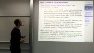 Variational Methods For Computer Vision - Lecture 8  (Prof. Daniel Cremers)