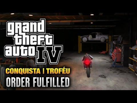 GTA IV - Order Fulfilled  [Conquista/Troféu]