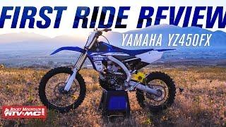1. 2017 YZ450FX Test Ride | #RMATVMC