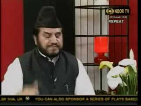 Qari Syed Sadaqat Ali – ALA HAZRAT IMAAM AHAMED RAZA KALAAM