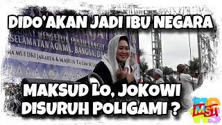 Video Titiek Soeharto Didoakan Jadi Ibu Negara, Maksud Lu Jokowi Disuruh Pol(ig)ami? MP3, 3GP, MP4, WEBM, AVI, FLV Mei 2019