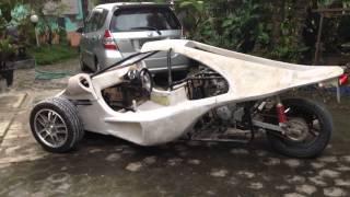 Klaten Indonesia  City new picture : My Home made T-Rex Motor Sigit Giri P (Klaten Indonesia)