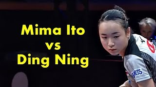 Video Swedish Open 2018 Mima Ito vs Ding Ning【Best Selections】 MP3, 3GP, MP4, WEBM, AVI, FLV November 2018