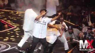 Puff Daddy f/ The Lox, Lil' Kim Performs at Bad Boy Family Reunion show in Brooklyn
