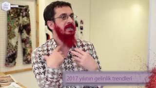 Tanju Babacan`dan 2017 Gelinlik Trendleri