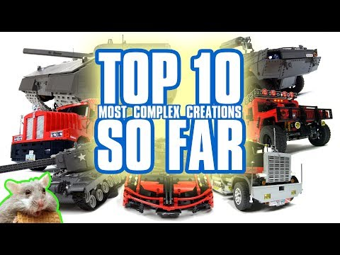 Video MY TOP 10 most complex LEGO creations so far! download in MP3, 3GP, MP4, WEBM, AVI, FLV January 2017