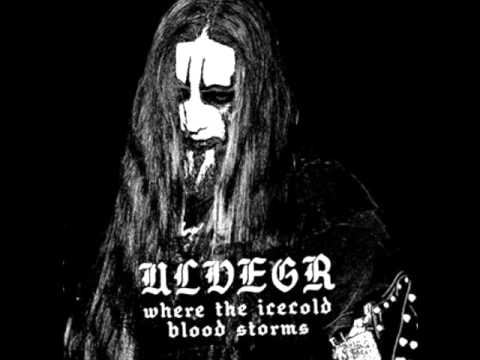 Ulvegr -   / Upon The Wolfen Paths