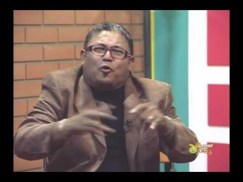 JAVIER BERTEL  Echando EL CHISTE DEL POLLO CRUDO EN SU PROGRAMA *TRIO ZULIANO DEL HUMOR*