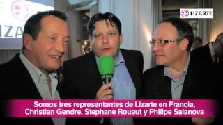 Lizarte celebra en Madrid su 40º Aniversario