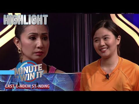 Miles, may ipinagtapat kay Sheree | Minute To Win It