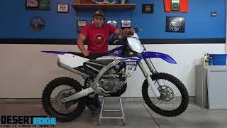 5. Yamaha YZ450FX Review - DesertEdge