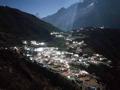 (New Namche - Duration: 103 seconds.)