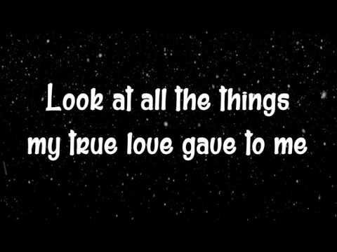 Ariana Grande - True Love (Christmas & Chill) (Lyrics)