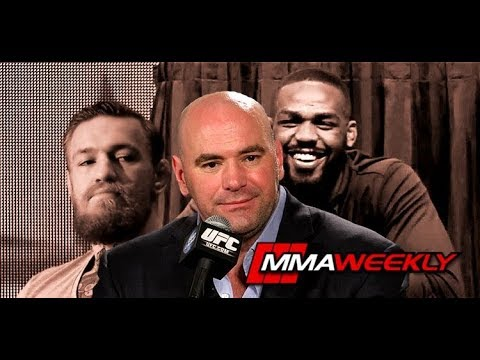 Dana White Compares Conor McGregor