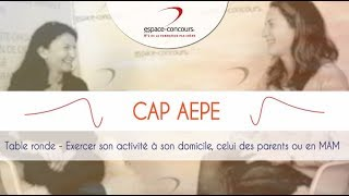 CAP AEPE – EP3 – Elaborer des repas chez les familles