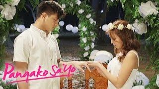 Pangako Sa'Yo: Angelo and Yna's Wedding Video