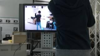 筑波大、決定的瞬間を自由視点でリアルタイムに回転できる映像技術を開発(動画あり)