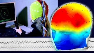 Thumbnail of Alpha Brain Waves Predict Video Game Learning video